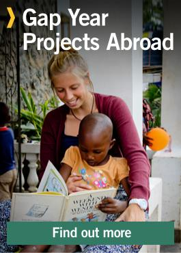 Gap Year Projects Abroad
