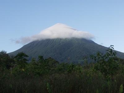 A Costa Rican mountain