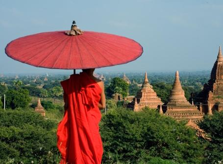 Scenery in Myanmar