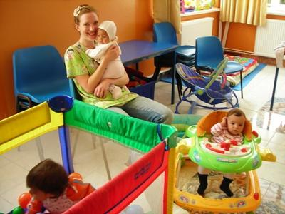 USA volunteer on Care placement in Romania