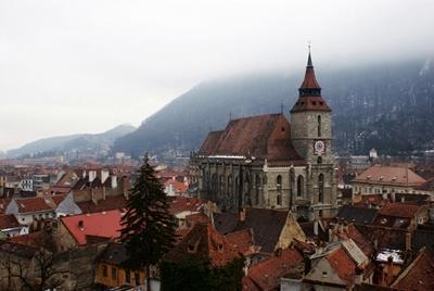 Romania scenery