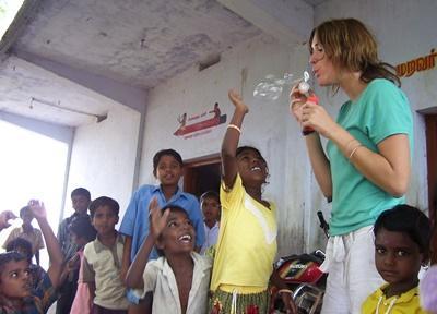 Gap Year work with Children in India