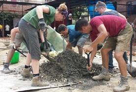 Volunteer Disaster Relief