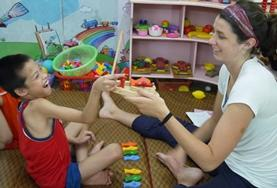 Volunteer Occupational Therapy