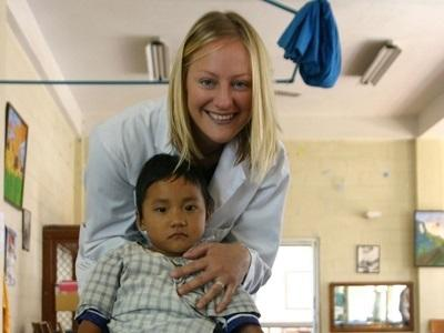 Gap Year volunteer Medical projects in Nepal