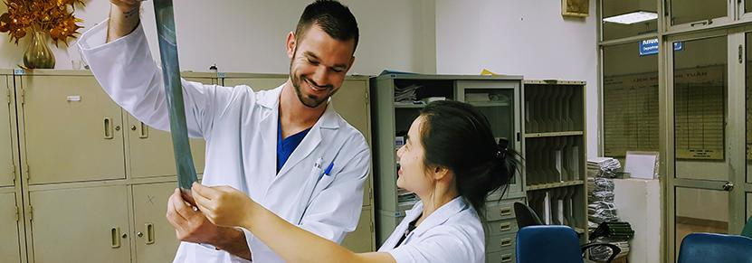 Volunteer on Medical placements abroad