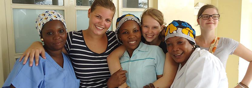 Volunteer Midwifery placements overseas
