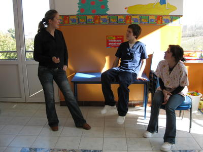 Volunteer Physiotherapy Projects in Romania