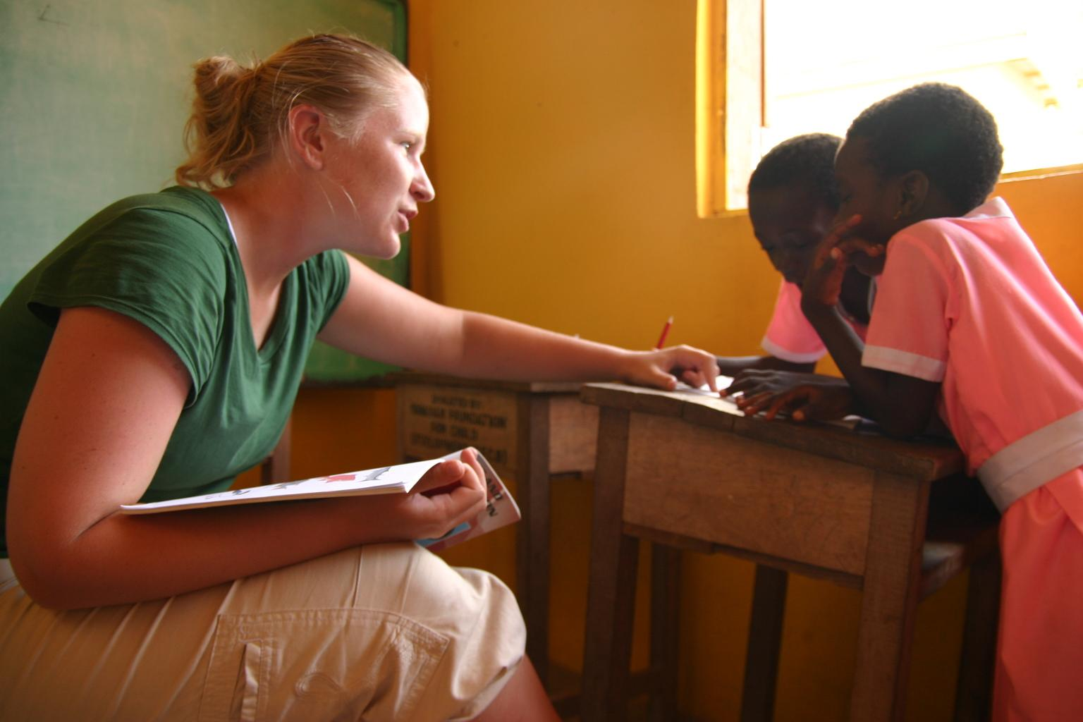 Volunteer Speech Therapy Projects in Ghana
