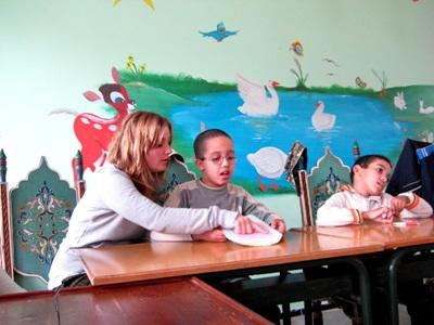 Volunteer Speech Therapy Projects in Morocco