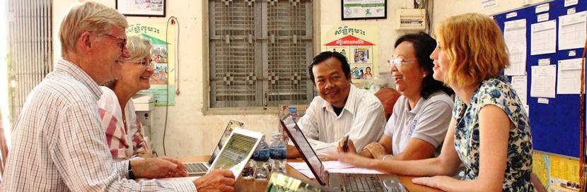 Microfinance Volunteer Opportunities Abroad