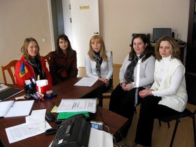 A Consulting volunteer project in Romania