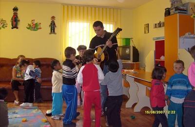 Voluntary Work in Art Therapy in Romania