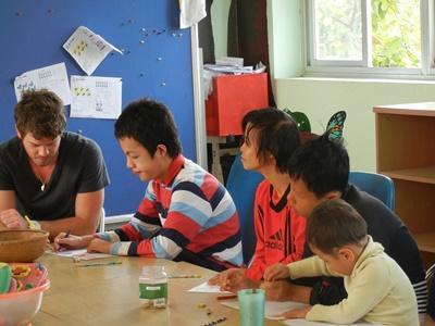 Volunteer as a Psychologist in Vietnam