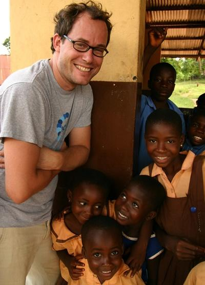 Volunteer as a Social Worker in Ghana