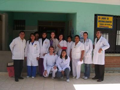 Voluntary Work on Medical projects in Bolivia