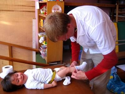 Volunteer as a Doctor in Peru