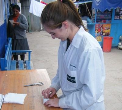 Volunteer as a Midwife in Peru