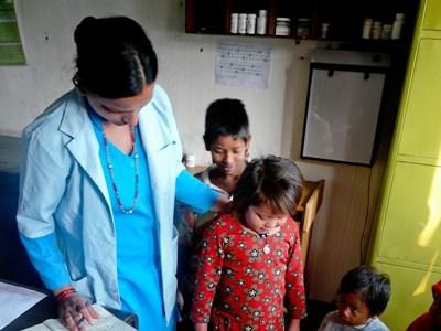 Nursing in Nepal