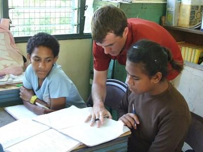 Speech Therapy volunteer in Fiji