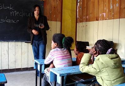 Volunteer as an English Teacher in Ethiopia