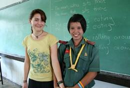 Volunteer Thailand