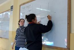 Volunteer Teaching
