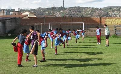 Volunteer as a Physical Education Teacher in Peru