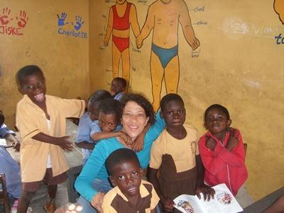Volunteer as a Special Needs Teacher in Ghana