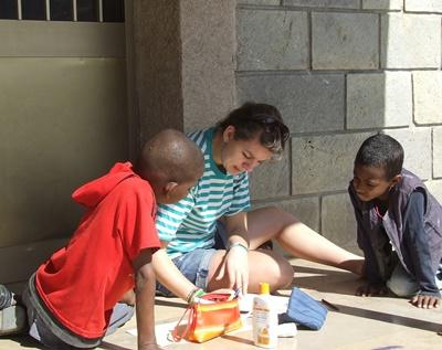 Overseas volunteering projects for students