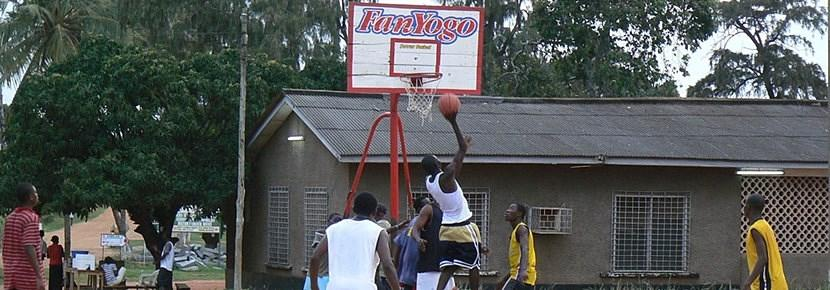Volunteer Basketball coaching abroad