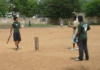 Gap Year cricket Sports coaching in India