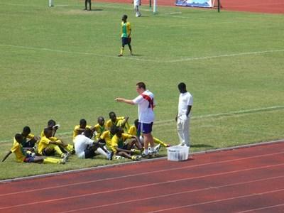 Voluntary community Sports in Ghana