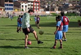 Volunteer Peru