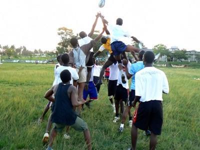 Volunteer rugby coaching opportunities in Ghana
