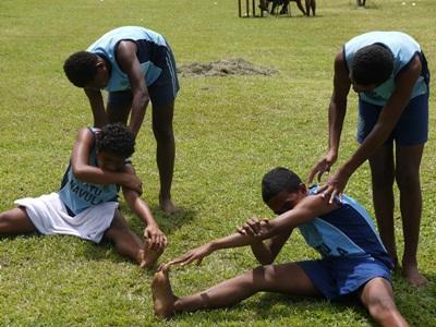 Sport in Fiji
