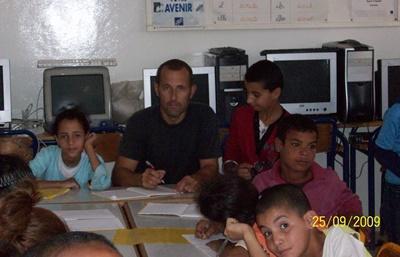 Gap Year volunteer IT project in Morocco