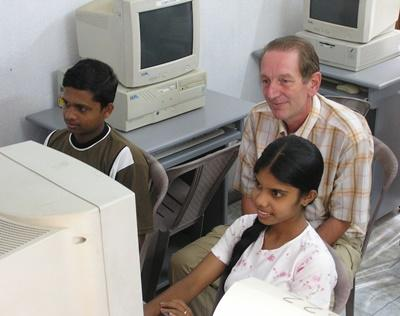 Gap Year volunteer IT project in Sri Lanka